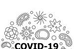 Tranh tô màu đại dịch covid-19