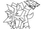 Tranh tô màu pokemon bakugumes