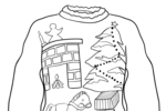 Tranh Tô Màu Giáng Sinh, tải bộ tranh Tô Màu Giáng Sinh về máy tính điện thoại