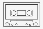 Tranh Tô Màu Thiết Bị Phát Nhạc, tải bộ tranh Tô Màu Thiết Bị Phát Nhạc về máy tính điện thoại