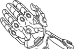Tranh Tô Màu Thanos, tải bộ tranh Tô Màu Thanos về máy tính điện thoại