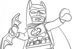Tranh Tô Màu Người Dơi Batman, tải bộ tranh Tô Màu Người Dơi Batman về máy tính điện thoại
