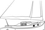 Tranh Tô Màu Thuyền Buồm, tải bộ tranh Tô Màu Thuyền Buồm về máy tính điện thoại