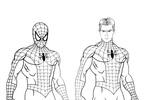 Tranh Tô Màu Người Nhện Spider Man, tải bộ tranh Tô Màu Người Nhện Spider Man về máy tính điện thoại